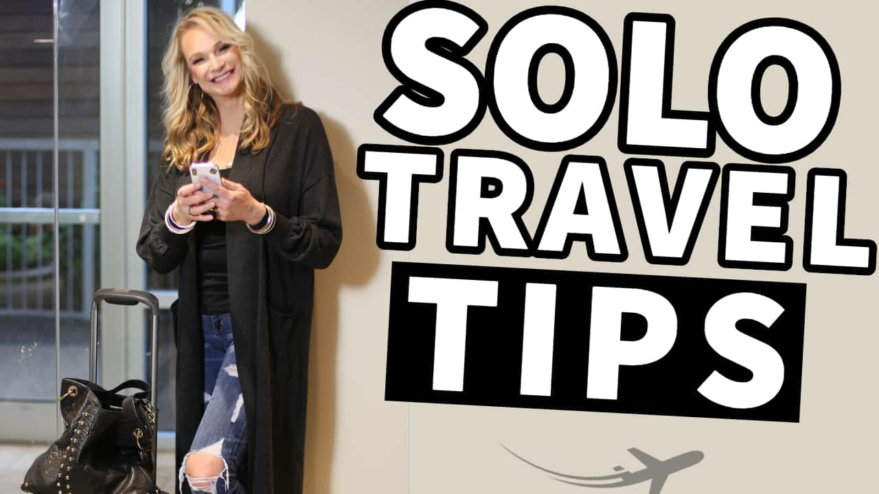 SOLO TRAVEL TIPS AND HACKS | A Q&A